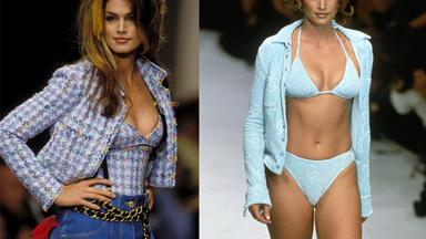 A super career! Cindy Crawford's top five moments