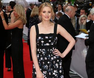 Downton's Laura Carmichael and Michael Fox are dating