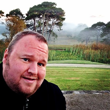 Kim Dotcom ends relationship with Elizabeth Donnelly