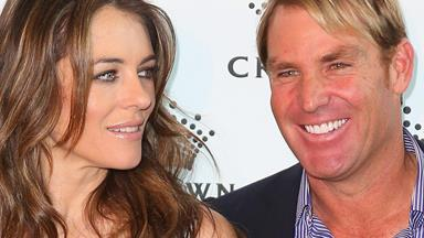 Shane Warne's confession about Elizabeth Hurley: There were three of us in that engagement