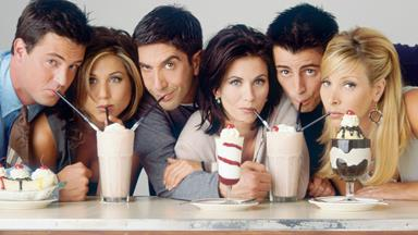 Watch the first clip from the 'Friends' reunion