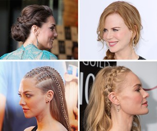 Your favourite celebs embracing the braids!