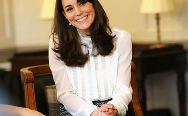 Duchess Catherine guest edits the Huffington Post UK