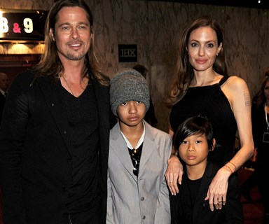 Brad Pitt reportedly being investigated for child abuse