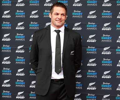 Richie McCaw named New Zealander of the Year