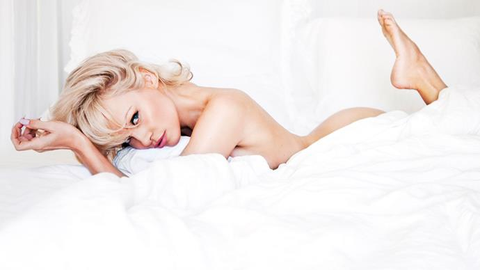 """Pamela Anderson: """"I'm 48 - and finally me!"""""""