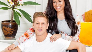 Haka wedding lovebirds Aaliyah and Ben Armstrong tell all
