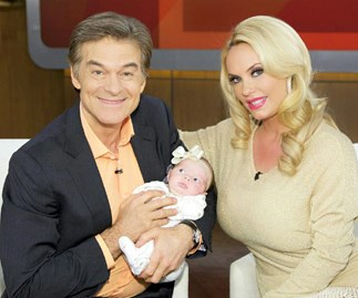 Coco Austin and Dr. Oz