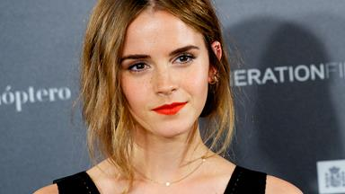 Emma Watson is taking a year off from acting