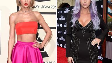 Taylor Swift donates $250k to Kesha