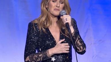Celine Dion's powerful tribute to her late husband