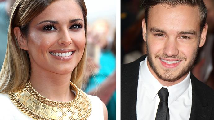 Liam Payne and Cheryl Fernandez-Versini confirm their romance with a cosy selfie