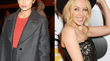 Kylie Minogue and Kylie Jenner go to war over their shared moniker
