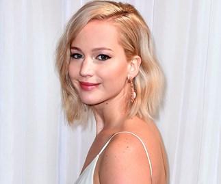 Jennifer Lawrence gets lippy