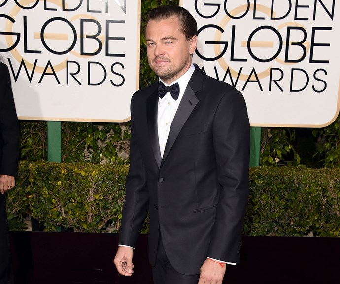 "After years and years of just missing out on the Best Actor Oscar, 2015 was Leonardo DiCaprio's year to win. [He took out the prestigious award for the very first time](http://www.nowtolove.co.nz/celebrity/celeb-news/leonardo-dicaprio-cant-stop-smiling-after-winning-his-first-oscar-22064|target=""_blank"") after picking up the Drama category Best Actor Golden Globe."