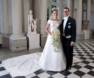 Crown Princess Victoria of Sweden has given birth to a son