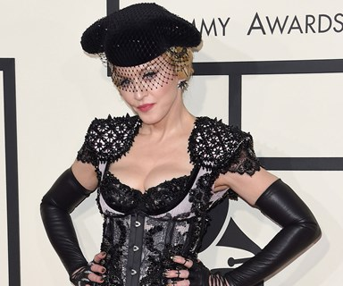 "Madonna gushes over ""beautiful"" New Zealand"