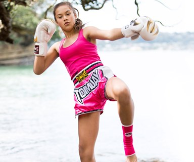 Boxing clever: Crystal's fighting chance