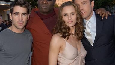 "Daredevil co-stars Jennifer Garner and Colin Farrell were ""soulmates"" all along"
