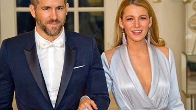 Blake Lively and Ryan Reynolds' glamorous date night