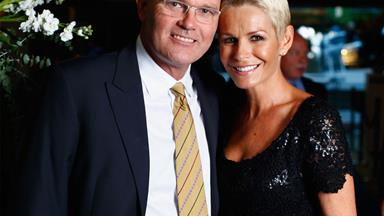 Lorraine Downes' heartbreaking tribute to Martin Crowe