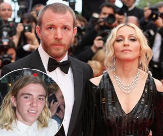 Madonna Rocco Ritchie Guy Ritchie