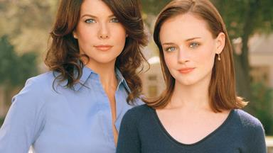 There might be a Gilmore Girls wedding!