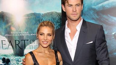"Chris Hemsworth and Elsa Pataky introduce ""new member of the family"""