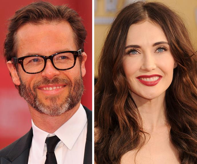 Guy Pearce and Carice van Houten