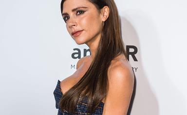 Victoria Beckham reveals regret over 'messing with' breast implants