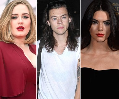 "Hacked: Adele, Harry Styles and Kendall Jenner's privacy invaded by ""super-fans"""