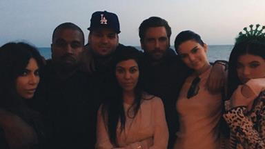Feeling lucky! Keeping up with Robert Kardashian's 29th Birthday