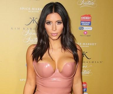 Kim Kardashian shares weight loss goals