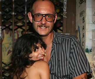 Terry Richardson and Alexandra Bolotow
