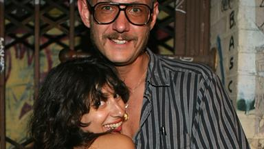 Seeing double: Fashion photographer Terry Richardson becomes a dad