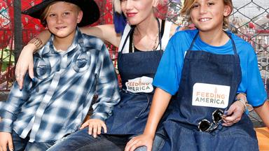 """I would be blessed with a gay son!"" Gwen Stefani's open approach to her sons' sexuality"
