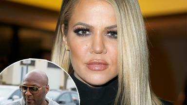 "Khloe Kardashian ""helpless"" as Lamar Odom hits the bar"