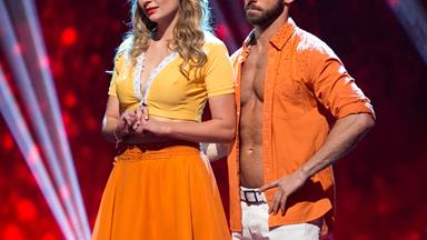 O-Cha Cha! Mishca Barton struggles on Dancing With the Stars