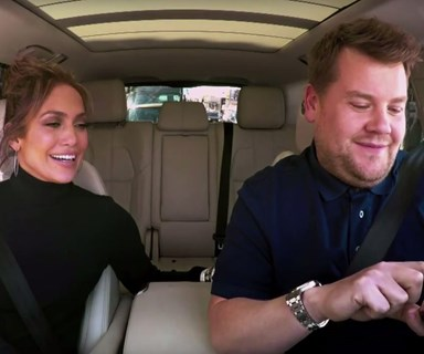 Jennifer Lopez slays her Carpool Karaoke appearance