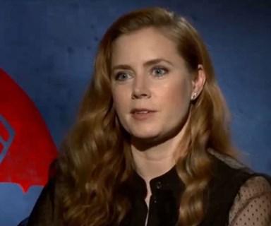 Dominic Bowden talks Batman v Superman with Amy Adams, Ben Affleck and Henry Cavill