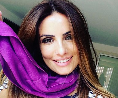 Ada Nicodemou steps out without her wedding ring following split from husband