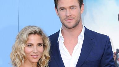 """It just felt right"": Chris Hemsworth on marriage to Elsa Pataky"
