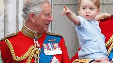 The sweet hobby Prince Charles is passing onto George