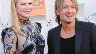 Nicole Kidman is Keith Urban's biggest fan