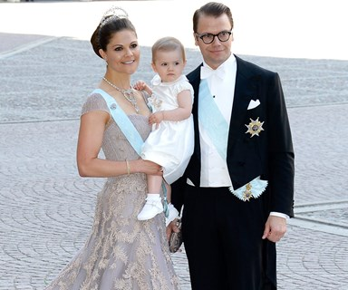 Swedish Royal Family release new photos of Prince Oscar and confirm upcoming christening!