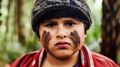 Hunt for Julian: 'Wilderpeople' star gets candid