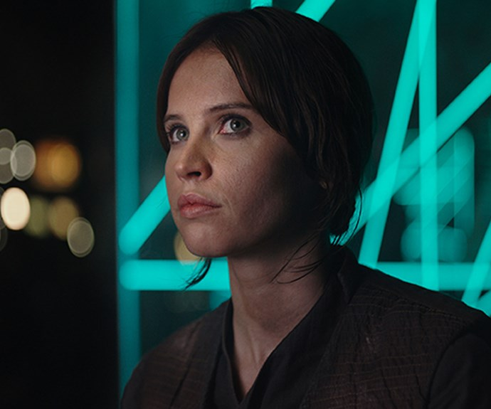 Watch the Rogue One: A Star Wars Story trailer