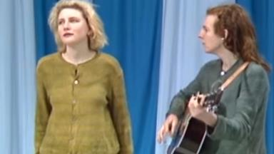 Footage emerges of Cate Blanchett on Hey Hey It's Saturday!