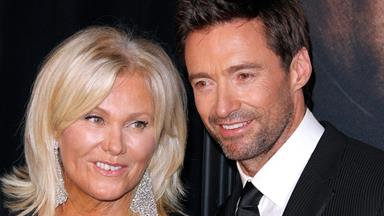 Hugh Jackman and Deborra-Lee Furness celebrate 20 years of marriage
