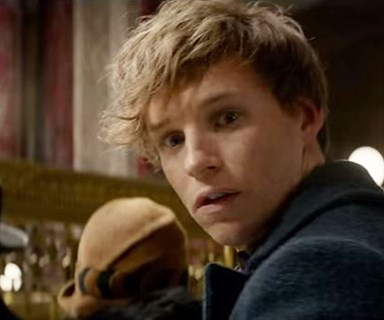 Watch exciting new trailer for Harry Potter prequel